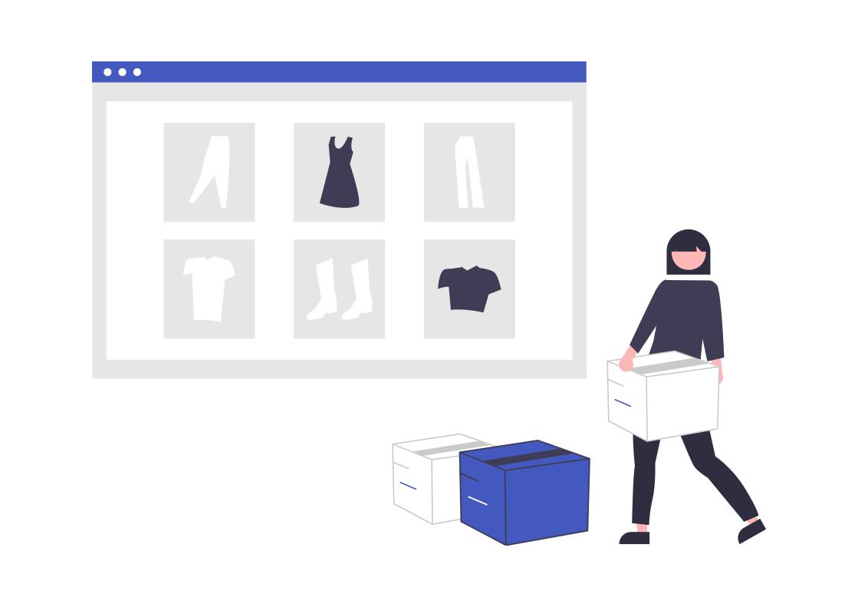 web-shopping